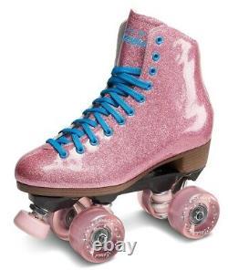 Nouvelle Marque Rose Stardust Roller Skates Hommes Taille 6 (femmes 7)