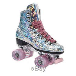 Patins À Roulettes Extérieur Prisme Coloré High Top Skate