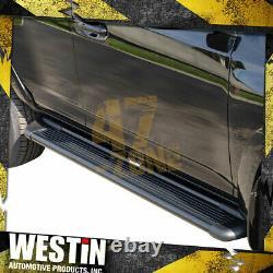 Pour 2002-2009 Chevrolet Trailblazer Sure-grip Running Boards