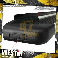 Pour 2002-2010 Ford Explorer Sure-grip 6 Running Boards