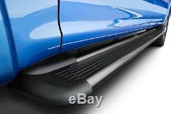 Pour Dodge Ram 2500 98-09 Marchepieds 6 Sure-grip Cab Longueur De Course Noir