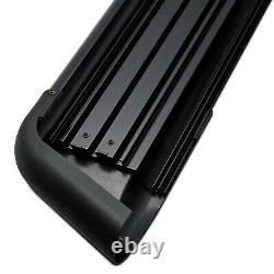 Pour Dodge Ram 2500 98-09 Planches De Course 6 Sure-grip Cab Longueur Black Running
