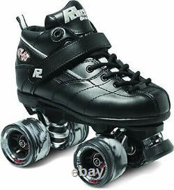 Rock Gt-50 Roller Skate Package Noir Sz Hommes 10 / Dames 11