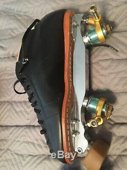 Roller Taille 10 Nouveau Rieddell Bottes