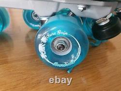Rollerskates Taille Femme 40 Haute Qualité Aqua Suède