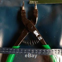 Sk 7675 4 Pièces Suregrip 90 ° Conseil De Retenue Snap Ring Vintage Pinces Multiprises
