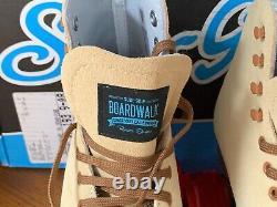 Sure Grip Boardwalk Hommes Taille 6 Femmes 7-7.5 Tout Neuf Avec Accessoires