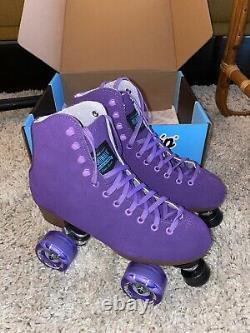 Sure Grip Boardwalk Roller Skates Taille Hommes 7 Fits Femmes 8-8.5 Brand New