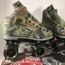 Sure Grip International Roller Skates Camouflage Vitesse Taille Hommes 6 Femmes 7 Nouveau