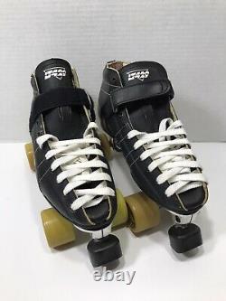 Sure Grip Invader 7r Lt429 Roller Skate Taille 10 Nouveau