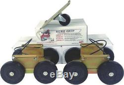 Sure Grip Ps-6112 Motoneige Ski Dollies Déplacer Traîneau À Remorque En Garage