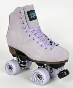Sure Grip Quad Outdoor Skates Boardwalk Lavender