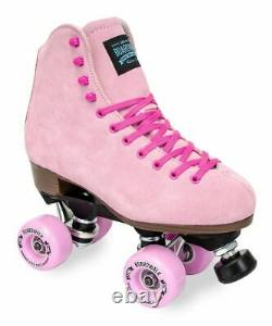 Sure Grip Quad Outdoor Skates Boardwalk (tea Berry)
