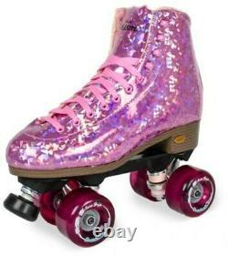 Sure Grip Quad Roller Patins Hommes 10 Prism Plus Rose
