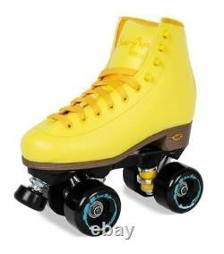Sure Grip Quad Skates En Plein Air - Fame Outdoren Golden Hour Édition Limitée, Avec