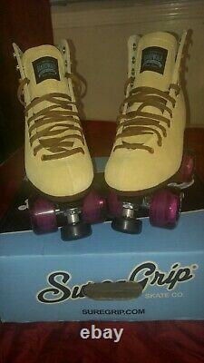 Sure Grip Roller Patins Taille 7 Hommes