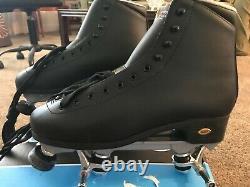 Sure Grip Taille Homme 12 Black Fame Roller Skate's Nouveau