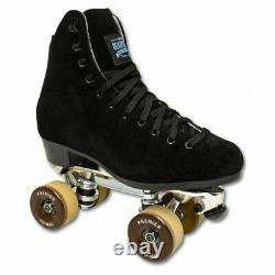 Sure-grip 1300 Black Custom Build Outdoor Quad Roller Skates États-unis 4