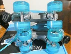 Sure-grip Boardwalk Blue Roller Skates Marque Nouvelle Taille 5 (taille 6 Dames)