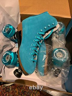 Sure-grip Boardwalk Outdoor Rollerskates (comme Moxi Lolly Skates) Taille Mens 9