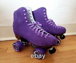 Sure-grip Boardwalk Outdoor Skates New Size 8 (wmn 9-9.5) Comme Moxi Lolly