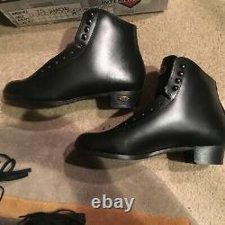Sure-grip Model 73 Roller Skates Taille 8 Chaussures Homme Seulement / Nouveau Avec Boîte