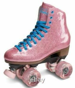 Sure-grip Quad Roller Skates Stardust (roues Intérieures/extérieures De 62mm)