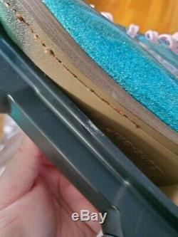 Sure-grip Stardust Glitter Bleu Patin À Roulettes 9 Original Box Men