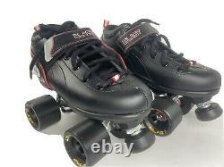 Suregrip Blast Derby Quad Skate Taille 5 Poste Gratuit
