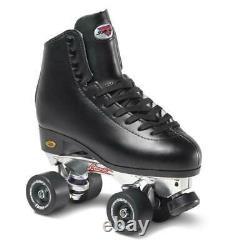 Suregrip Fame Roller Skates Noir W Avanti Aluminium