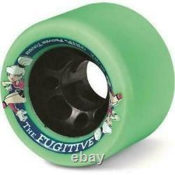 Suregrip Fugitive Wheels 62mm 92a 8pack Derby Indoor Roller Skate Postage Gratuit