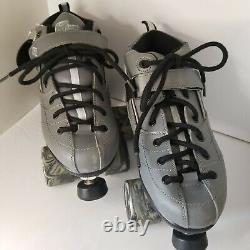 Suregrip Rock Gt50 Intérieur / Extérieur Quad Roller Skates Nouveau Dans La Taille De La Boîte 9