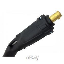 Unimig Sr-9 Sure Grip Lift / Scratch Démarrage Tig Torche 4 M Dinse 35-50 Wp9 Wp9