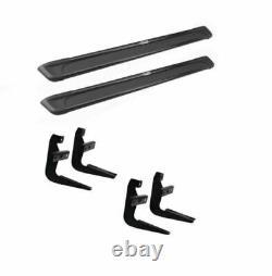 Westin 27-6135/27-1395 Sure Grip Running Boards - Kit De Montage Pour Safari/astro
