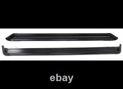 Westin 27-6135 Black Aluminum 6 Wide Sure-grip Running Boards