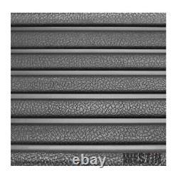 Westin 27-6155 Universal Sure-grip 85 Planches À Pas En Aluminium Extrudées Noires