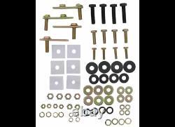 Westin 27-6620 Sure-grip Running Boards Avec Kit De Montage 27-1835 Pour Gmc Arcadia