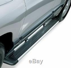 Westin Argent Sure-grip Marchepieds Et Kit De Montage Pour 07-12 Hyundai Santa Fe