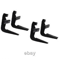 Westin Sure-grip Brite 79 Running Boards & Mountings Kit Pour Super Crew F-150
